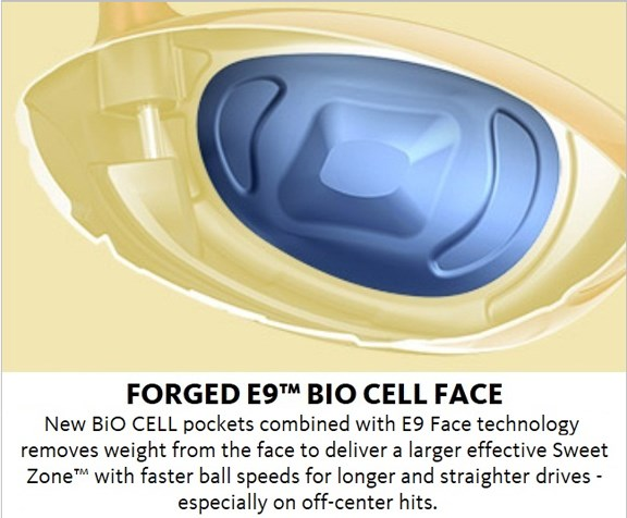 Forged E9 BiO Cell Face